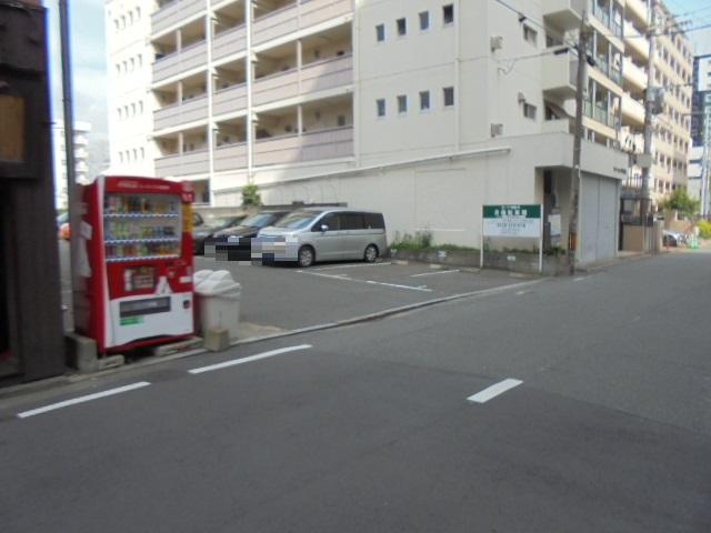 中央区 駐車場